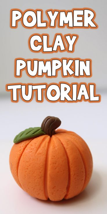 Polymer Clay Pumpkin Tutorial