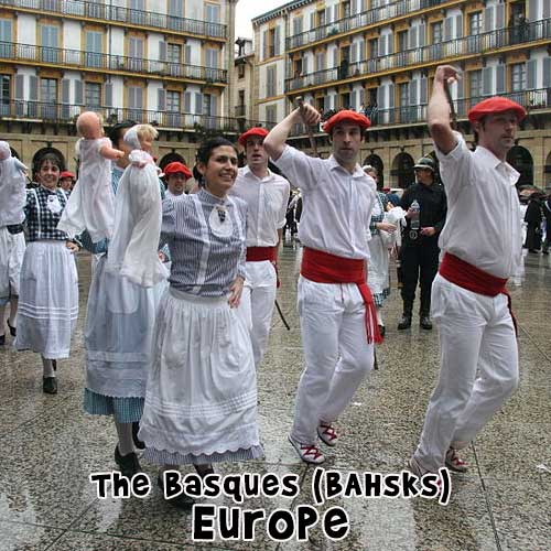 The Basque People