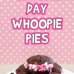 Easy Valentine's Day Whoopie Pies