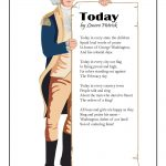 Kids Poems for Presidents Day
