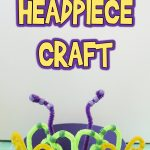 Mardi Gras Headpiece Craft