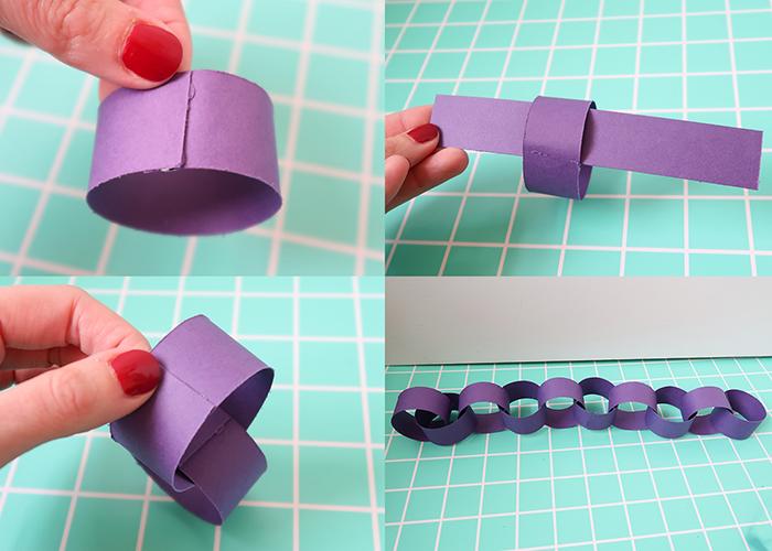 Easy Paper Chain Octopus Craft Woo Jr Kids Activities