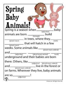 Spring Baby Animals!