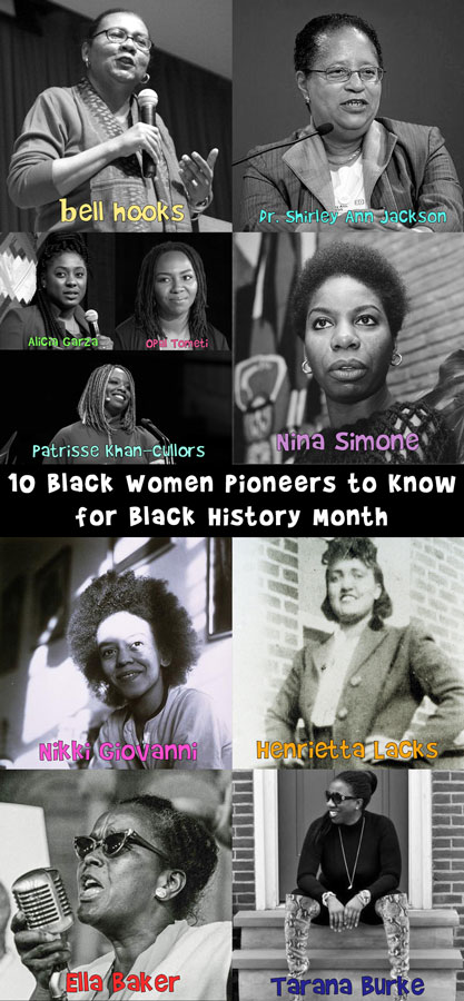 10 Black Women Pioneers To Know For Black History Month