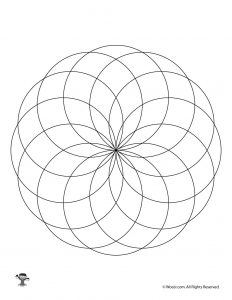 Fibonacci Spiral - Simple
