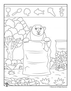 Easy Hidden Pictures With Animals Printable Activity Pages Woo Jr