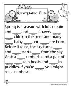 Springtime Fun!