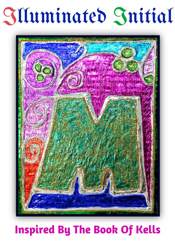 Irish Art Project For Kids