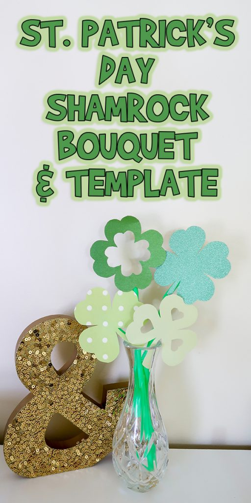 St. Patrick's Day Shamrock Bouquet