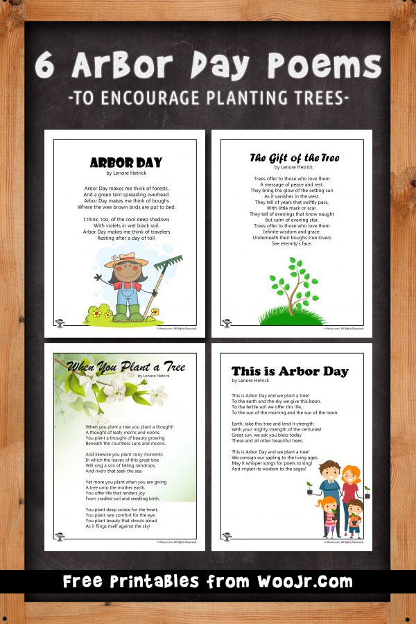6 Arbor Day Poems to Encourage Tree Planting