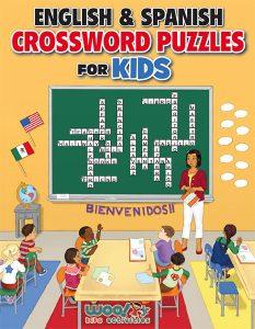 Bilingual / ESL Worksheets: English and Spanish Crossword Puzzles