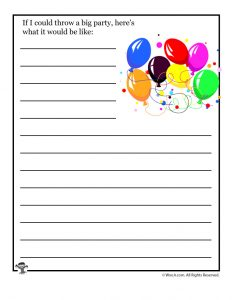 picture regarding Writing Prompt Printable identify 200+ Printable Creating Prompts for Children Woo! Jr. Young children