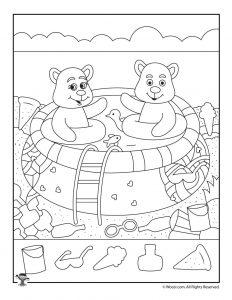 Printable Summer Hidden Pictures Woo Jr Kids Activities