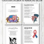 Memorial Day Kids Poems