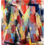 Alphabet Painting For Kids: Inspired By Jasper Johns