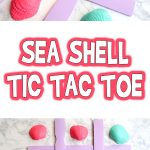 Sea Shell Tic Tac Toe Game