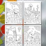 Printable Fall Hidden Pictures for Kids