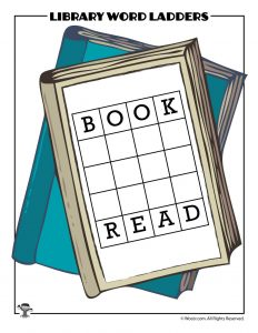 BOOK to READ Word Ladder