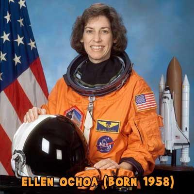 ELLEN OCHOA (born 1958)
