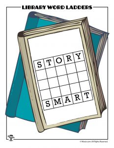 STORY to SMART Word Ladder