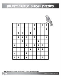 9x9 Sudoku for Kids