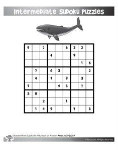 9x9 Sudoku Puzzles to Print