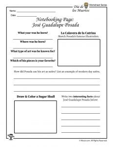 Posada Notebooking Page