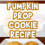 Pumpkin Drop Cookies Recipe