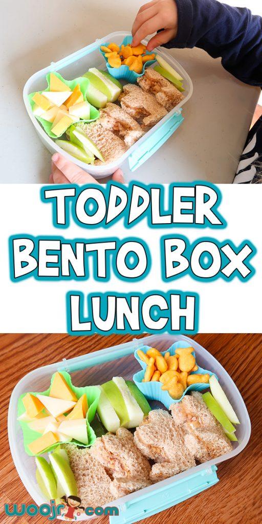 Toddler Bento Box Lunch