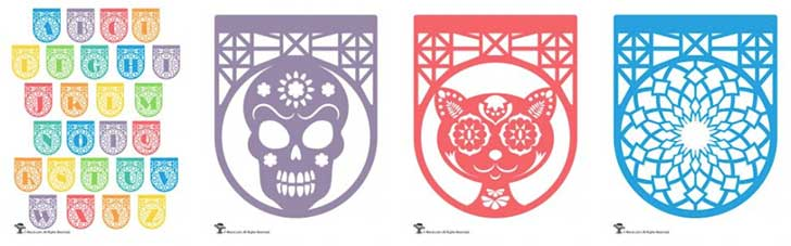 Day of the Dead Printable Craft