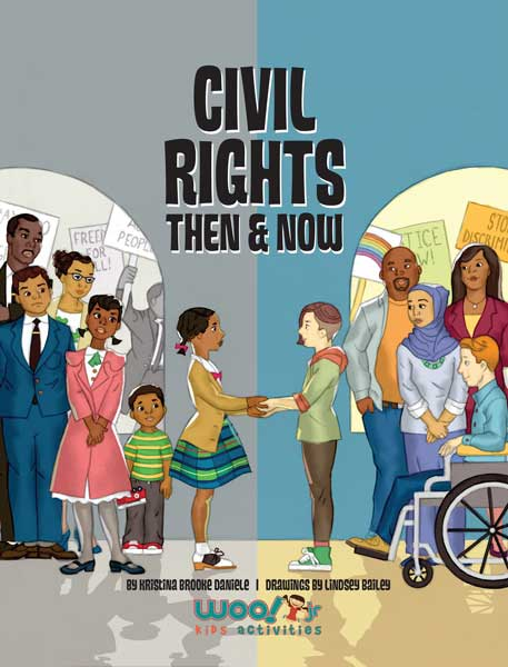 Civil Rights Book for Kids