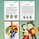 Day of the Dead Activities, Worksheets & Lesson Plan