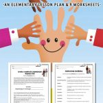 Volunteering for Kids – An Elementary Lesson Plan & Worksheets