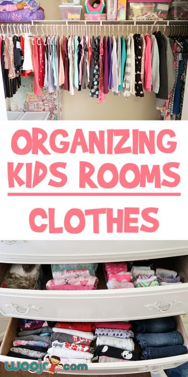 Organizing Kids Rooms | Organize Kids Clothes