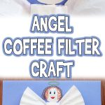 Angel Coffee Filter Craft