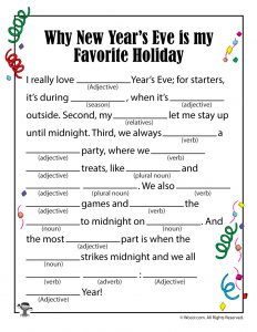 image relating to Printable Mad Libs Sheets for Adults named Contemporary Many years Outrageous Libs Printable Video games Woo! Jr. Children Actions