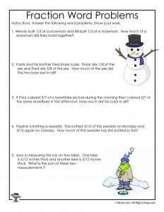 3rd Grade Math Common Core Worksheets