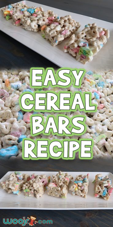 Easy Cereal Bars Recipe