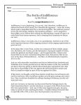 Wiesel - Perils of Indifference Page 3 of 5