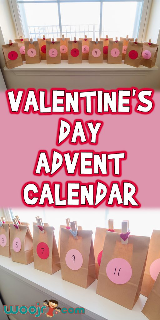 Valentine's Day Advent Calendar