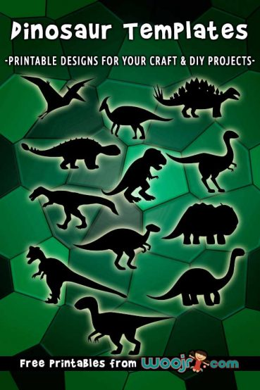 Dinosaur Templates and Printable Designs