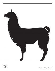 Llama Pattern Template
