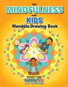 Mandala Drawing Book for Kids