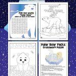 Polar Bear Day Activities for Kids