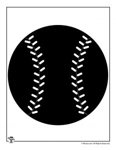 Baseball Shape