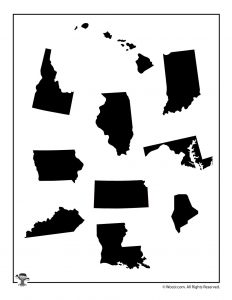 United States Shapes 4