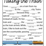 Travel Mad Libs for Kids