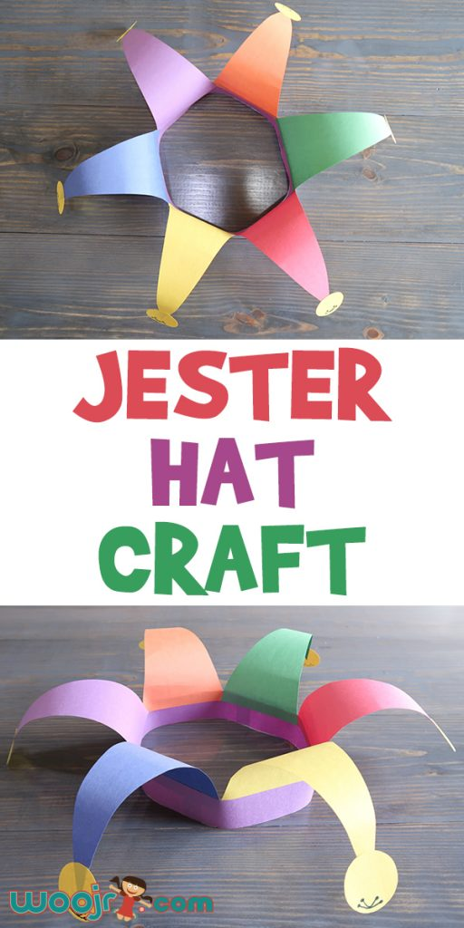 a498cb67b26 Jester Hat Craft