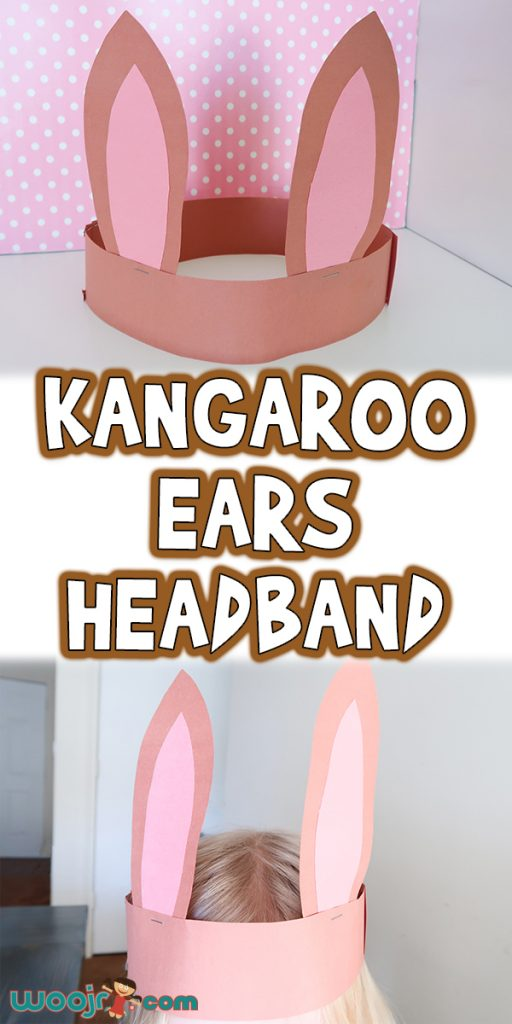 Kangaroo Ears Headband