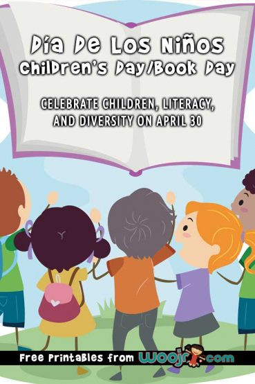 Celebrate Día de los Niños on April 30!